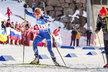 Jessica Jislová, první členka české štafety na biatlonovém MS v Oslu