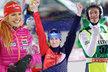 Podívejte se na přehled nejlépe vydělávajících zimních sportovců