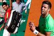 Český mladík Jiří Veselý na turnaji v Monte Carlu překvapivě vyřadil světovou jedničku Novaka Djokoviče