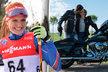 Biatlonistka Gabriela Soukalová vyrazila se svým milovaným Petrem Koukalem na výlet na motorce.