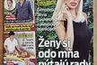Silvia Kucherenko odmítá dávat rozhovory, pro magazín Šarm ale udělala výjimku.