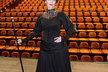 Hvězdy Primy se převtělily do psotav z muzikálu Fantom opery. Terezie Kašparovská coby Madam Giry.