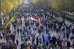 Další maďarská vlna protestů proti postupu Orbánovy vlády proti Středoevropské univerzitě založené miliardářem Sorosem