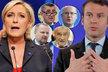 Čeští politici Blesku sdělili svůj názor na výsledek prvního kola francouzských prezidentských voleb