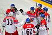 Čeští hokejisté čekali proti Norsku dlouho na gól, dočkali se až v prodloužení