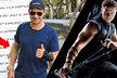 Jeremy Renner známý z Avengers přiletěl do Varů zraněný.