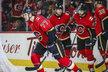 Hokejisté Calgary porazili díky gólu a asistenci Jaromíra Jágra Detroit 6:3