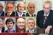 Prezident Miloš Zeman má v lednové volbě hlavy státu osm vyzyvatelů