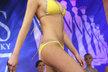2007 Díky dokonalému pozadí okouzlila i porotu Miss ČR.