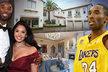 Slavný basketbalový šampion Kobe Bryant po sobě zanechal pohádkové jmění
