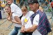 2009: S manželem a dcerami žije Monika v Kravařích na Ostravsku, kde je šťastná a spokojená.
