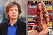 Dcera Micka Jaggera Lizzy se svlékla pro Playboy