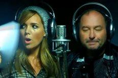 Videoklip Byla to láska od Michala Davida a Lucie Vondráčkové