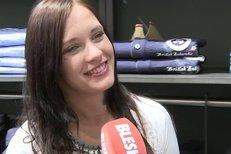 Kristýna Leichtová z Comebacku má roční známost. Brzy ji uvidíme ve hře P.R.S.A.