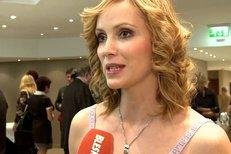 Markéta Plánková se vrací do Ordinace. Se svým televizním manželem Petrem Rychlým byla na someliérské soutěži