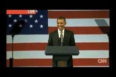 Obama ukázal i své zpěvecké schopnosti