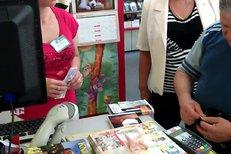 Věra Čáslavská křtila novou knihu