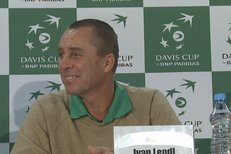 Ivan Lendl byl i ve dvaceti lídrem týmu, potřebovali jsme ho, aby porážel světové tenisty, složil poklonu svému parťákovi Pavel Složil