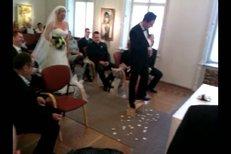 Martin Zeman svatba