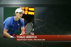 Berdych pokračuje bez ztráty setu. Teď ho čeká světová jednička