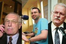 Slovenské rádio si vystřelilo z Klause