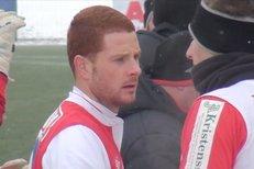 Gecov: Věříme, že tak dole v tabulce Slavia nebude dlouho