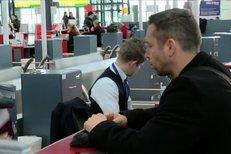 Plzeňští Pavel Horváth a Stanislav Tecl před odletem do Neapole