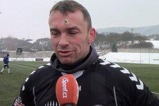 Zatím ještě žiju, tvrdí nejstarší hráč ligy Jaromír Blažek