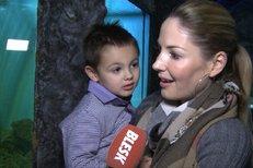 Krásná manželka fotbalisty Baroše se synem. Je to celý táta!