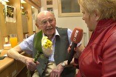 Lubomír Lipský oslavil 90. narozeniny