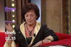 Soňa Kodetová se v Show Jana Krause rozpovídala o svém muži Jiřím Kodetovi