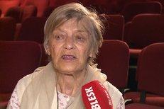 Luba Skořepová vzpomíná na svůj letní románek