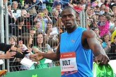 """Na Zlaté tretře se představí """"nový Bolt,"""" další jamajský sprinterský supertalent"""