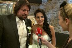 Svatba Jiřího Pomeje