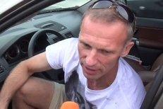 Hlavně že se nikomu nic nestalo, říkal Dominik Hašek po nehodě