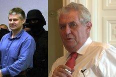 Co si Miloš Zeman myslí o případu Kájínek