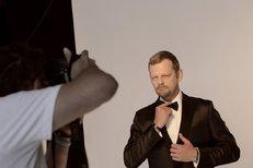 Martin Stránký se proměnil v Jamese Bonda