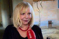 Štědrá Hana Zagorová. Víme, kolik tisíc dala čerstvě narozené žirafě
