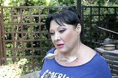 Dáda Patrasová: Při natáčení Návštěvníků jí hrozila smrt