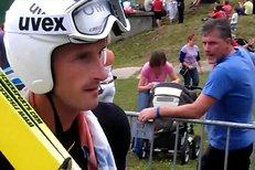 Skokan na lyžích Jakub Janda se opět dostává do formy