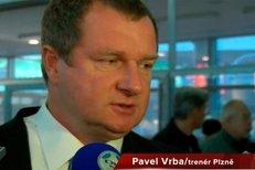 Videorozhovor s Pavlem Vrbou před odletem Plzně do Ruska