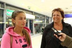 Rozhovor s přítelkyní a maminkou Tomáše Hertla