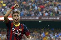 Fotbalisté Barcelony vyhráli El Clásico, hvězdou byl Brazilec Neymar