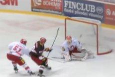 TOP 5 gólů týdne hokejové extraligy: Tomáš Mertl