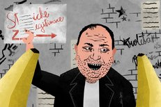 Klip o totalitě: Michal David jako straník?