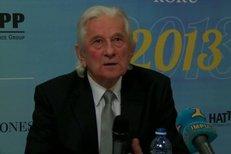 Brücknerovi končí důchod: Byl jsem zvyklý do dvanácti spát