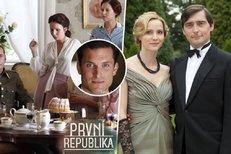 Podívejte se, co vás čeká v dnešním devátém dílu seriálu První republika.