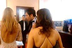 Česká Miss 2014: Ostrá hádka s přítelem na veřejnosti!