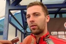 Hušbauer: Penalta za faul na Necida? Zlobit bychom se nemohli