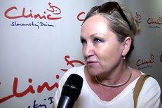 Bára Basiková, rozhovor klinika